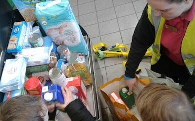 Pre-school Go Shopping