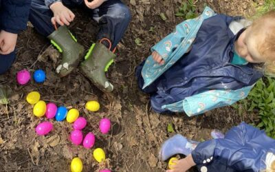 Spring at Forest School